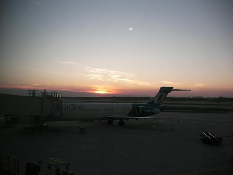 カンザスシティー空港3
