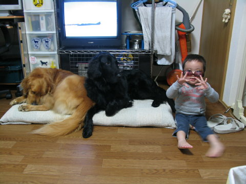 3兄弟(^-^)v