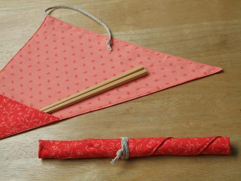 箸袋(赤) (1)(小)
