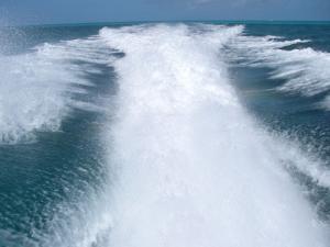 パワーボート行き④