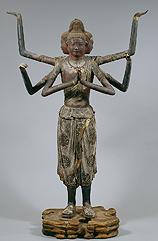 阿修羅像(奈良・興福寺蔵)