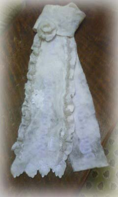 羊毛布マフラー2