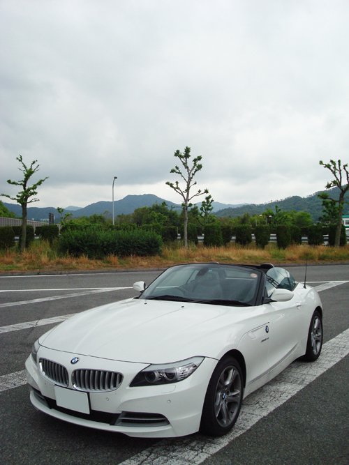 Quot Chocolat Amp Candy Amp Cocoa Quot New Bmw Z4 Sdrive35iを試乗しました!