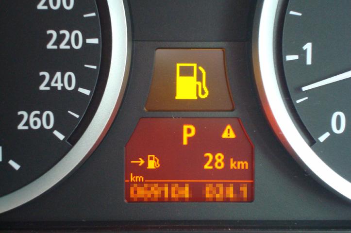 ガソリン残量01