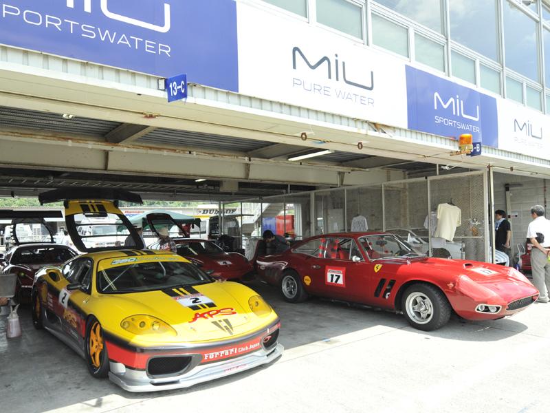 04レースフェラーリー03