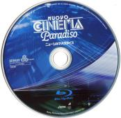 Blu-ray Nuovo Cinema Paradiso Disc