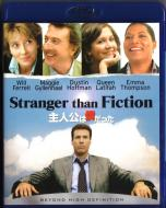 Blu-ray Stranger than Fiction -1