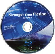 Blu-ray Stranger than Fiction Disc