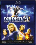 Blu-ray Fantastic 4 Rise of the Silver Surfer-1