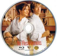 Blu-ray No Reservations Disc