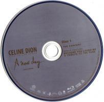 Blu-ray Celine Dion Live in Las Vegas Disc 1
