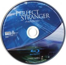 Blu-ray Perfect Stranger Disc