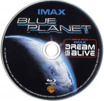 Blu-ray Blue Planet Disc