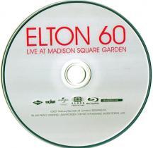 Blu-ray ELTON 60  Disc