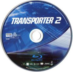 Blu-ray Transporter 2 Disc