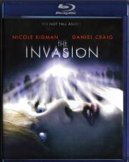 Blu-ray The Invasion -1