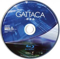 Blu-ray GATTACA Disc