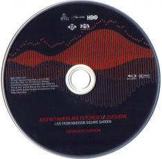 Blu-ray Justin Timberlake Disc-1