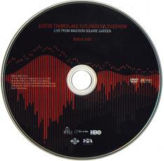 Blu-ray Justin Timberlake Disc-2