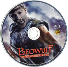 Blu-ray Beowulf DC -Disc