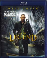 Blu-ray I AM LEGEND -1