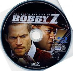 Blu-ray BOBBY Z Disc