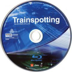 Blu-ray Trainspotting Disc