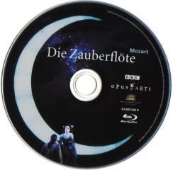 Blu-ray 歌劇・魔笛 Disc