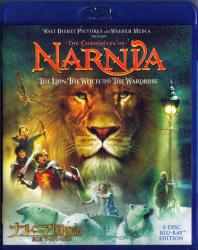 Blu-ray Narnia -1
