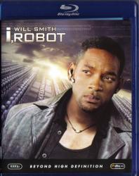 Blu-ray I,Robot -1