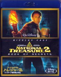 Blu-ray National Treasure 2 Book of Secrets -1
