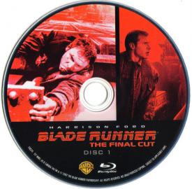 Blu-ray BLADE RUNNER Disc -1