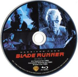 Blu-ray BLADE RUNNER Disc -3
