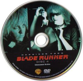Blu-ray BLADE RUNNER Disc -4