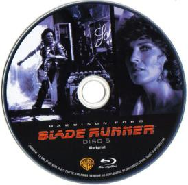 Blu-ray BLADE RUNNER Disc -5