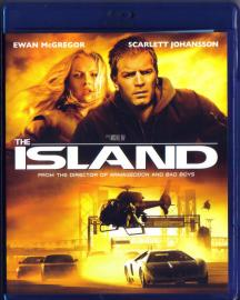 Blu-ray THE ISLAND -1