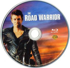 Blu-ray The Road Warrior Disc