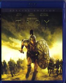 Blu-ray TROY Director's Cut -1
