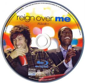 Blu-ray Reign Over Me Disc
