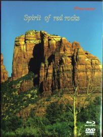 Blu-ray Spirit of red rocks -1
