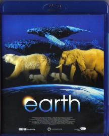 Blu-ray earth -1