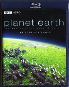 Blu-ray Planet Earth -1