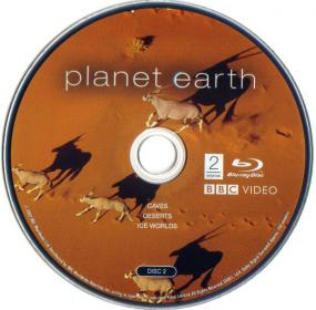 Blu-ray Planet Earth Disc 2