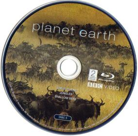 Blu-ray Planet Earth Disc 3