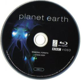 Blu-ray Planet Earth Disc 4