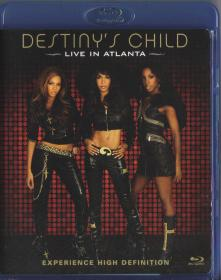 Blu-ray DESTINY'S CHILD Live in Atlanta -1