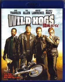 Blu-ray WILD HOGS -1