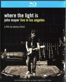 Blu-ray John Mayer where the light is -1