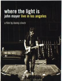 Blu-ray John Mayer where the light is -3