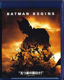 Blu-ray Batman Begins -1